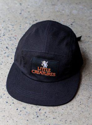 Little_Creatures_Merchandise_black_cap-1